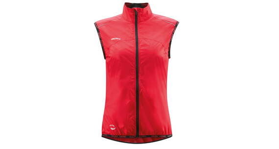 Vaude dames's Air Vest rood